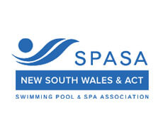 My Certifier Pty Ltd - New South Wales and ACT Swimming Pool and Spa Association Logo